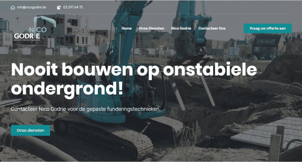 Nico Godrie - Webkave Loenhout Webdesign