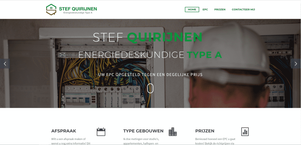 Stef Quirijnen EPC - Webkave Loenhout